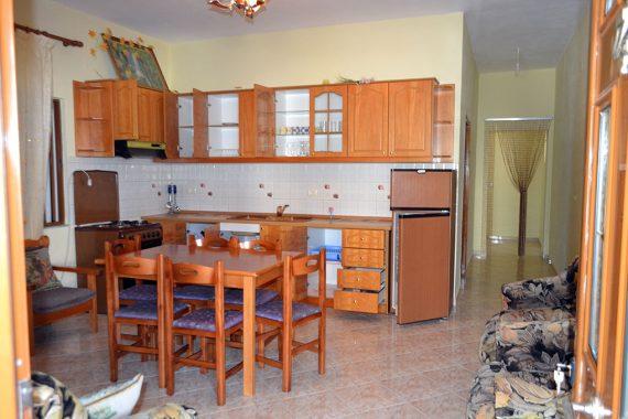 Doni Apartments Ksamil Albania, apartment 5 kitchen